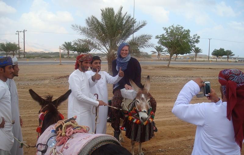Der geheimnisvolle Oman (22.11. – 28.11.2015)