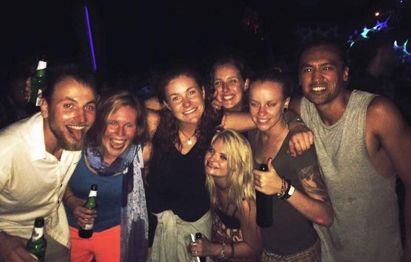 Goa, Party, Palmen und Bier (24.01. – 03.02.2016)